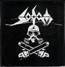 Sodom Chainsaw Patch Kreator Destruction Tankard Onkel Tom Thrash Metal Tank
