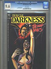 From the Darkness II: Blood Vows #3 CGC 9.6 (1993) CFD Publications Jim Balent