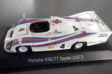 Porsche 936/81 #11 1981 24 H Le Mans Winner MINICHAMPS