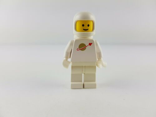 Lego® Weltraum Classic Space Figur mit Helm und Airtank weiß sp006