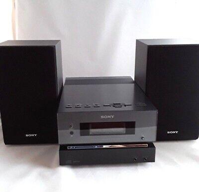 Alarm Sony Cmt-bx1 Micro Hi-fi Bookshelf System - Am/fm, Cd, Aux - Bluetooth Added! Redelijke Prijs
