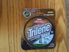 Berkley Trilene Professional Braid Line 40LB-80LB//300YD Low-Vis Green
