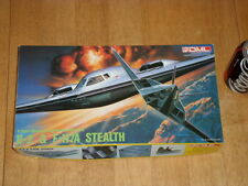 USA, B-2 & F-117A STEALTH, Plastic Model Kit, Scale: 1:200, TOTAL of #2 PLANES