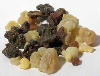 1/8 Pound Frankincense & Myrrh Resin Incense Protection ( 2 Oz ) Free Ship