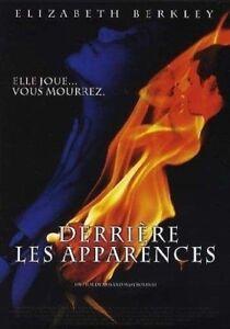Derriere-Les-Apparences-Elizabeth-Berkley-DVD