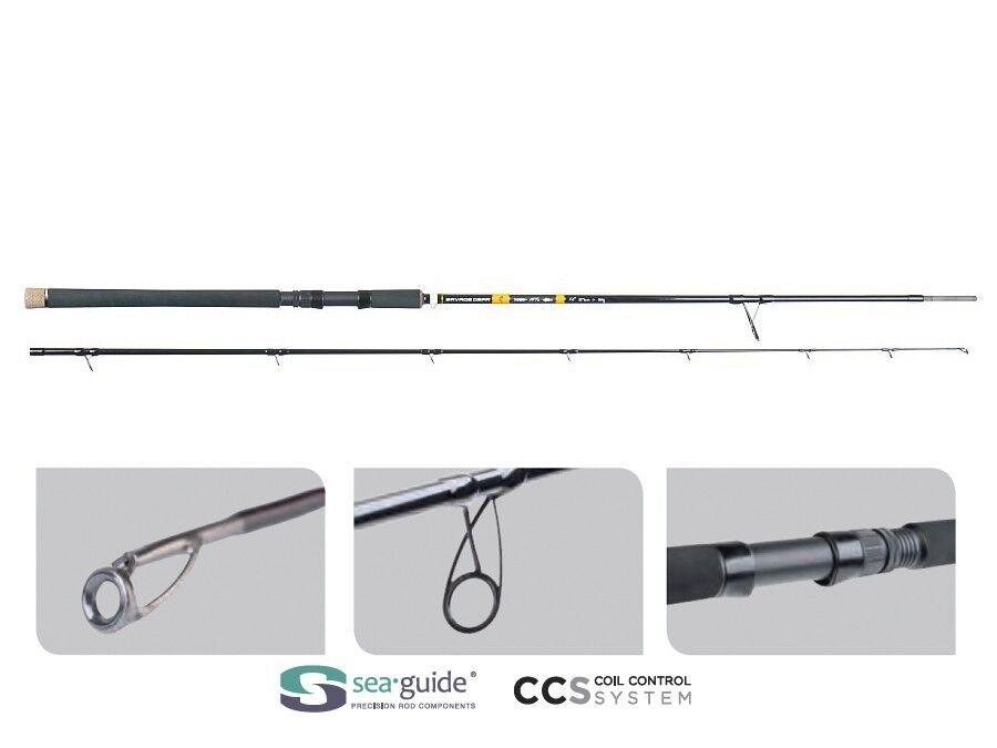 Savage GEAR MPP 2 2,59m Spin 2 secciones caña de spinning pesca Projoator
