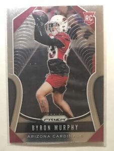 Byron-Murphy-2019-Panini-Prizm-Rookie-Card-RC-Arizona-Cardinals-360