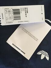 Adidas x Alexander Wang Indigo Soccer Track Pants Brand New Condition Size XL