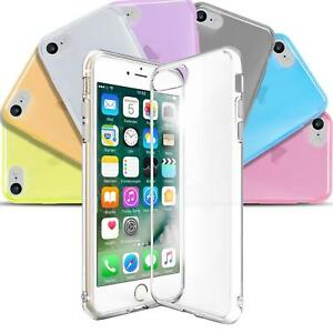 Handy-Huelle-Silikon-Case-Schutz-Tasche-Duenn-Slim-Cover-fuer-Apple-iPhone-Modelle