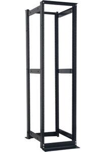 42U-4-Post-Open-Frame-Server-Rack-19-034-Adjustable-Depth-23-034-32-034-Aluminum