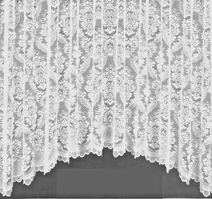 PURE-WHITE-THICK-HEAVY-LACE-TINA-VICTORIAN-WINDOW-NET-CURTAIN-JARDINIERE