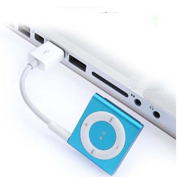 For iPod Shuffle 3rd 4th 5th Generation SYNC USB Charger Data Cables point hot