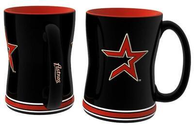 Alabama Crimson Tide 15oz Sculpted Relief Coffee Mug NEW Tea Cup Hot Ceramic