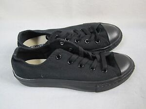 936bca7381ef New Men s Converse Chuck Taylor Ox Casual Athletic Shoes M5039 Black ...
