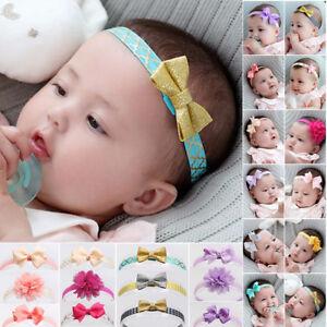 3Pcs-Kids-Girls-Baby-Toddler-Flower-Bow-Headband-Headwear-Hair-Band-Accessories