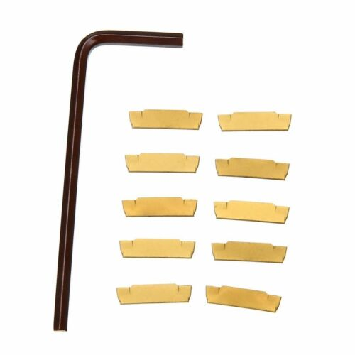 MGIVR2016-2 Lathe Turning Tool Boring Bar Holder 10pc MGMN200 Inserts Wrench