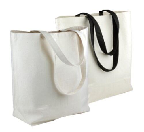 Canvas Tote Bag 18 x 15 x 5-3/4