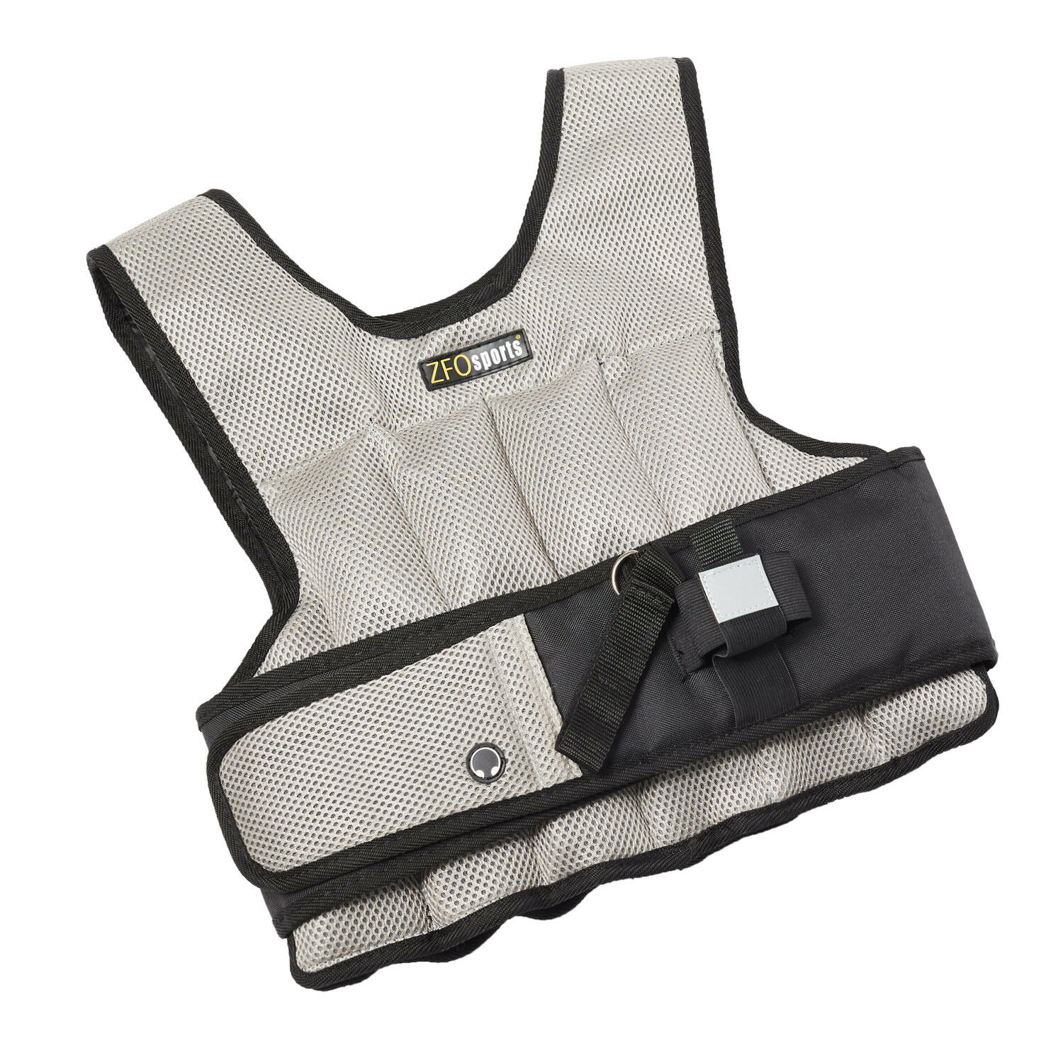 ZFOsports 20LBS SHORT ADJUSTABLE  WEIGHTED VEST.  save up to 70% discount