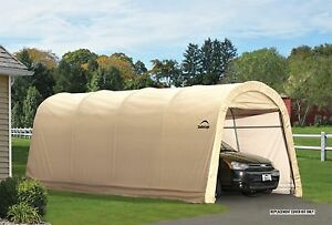 ShelterLogic Replacement Cover 10x20 Auto Shelter 90537 ...