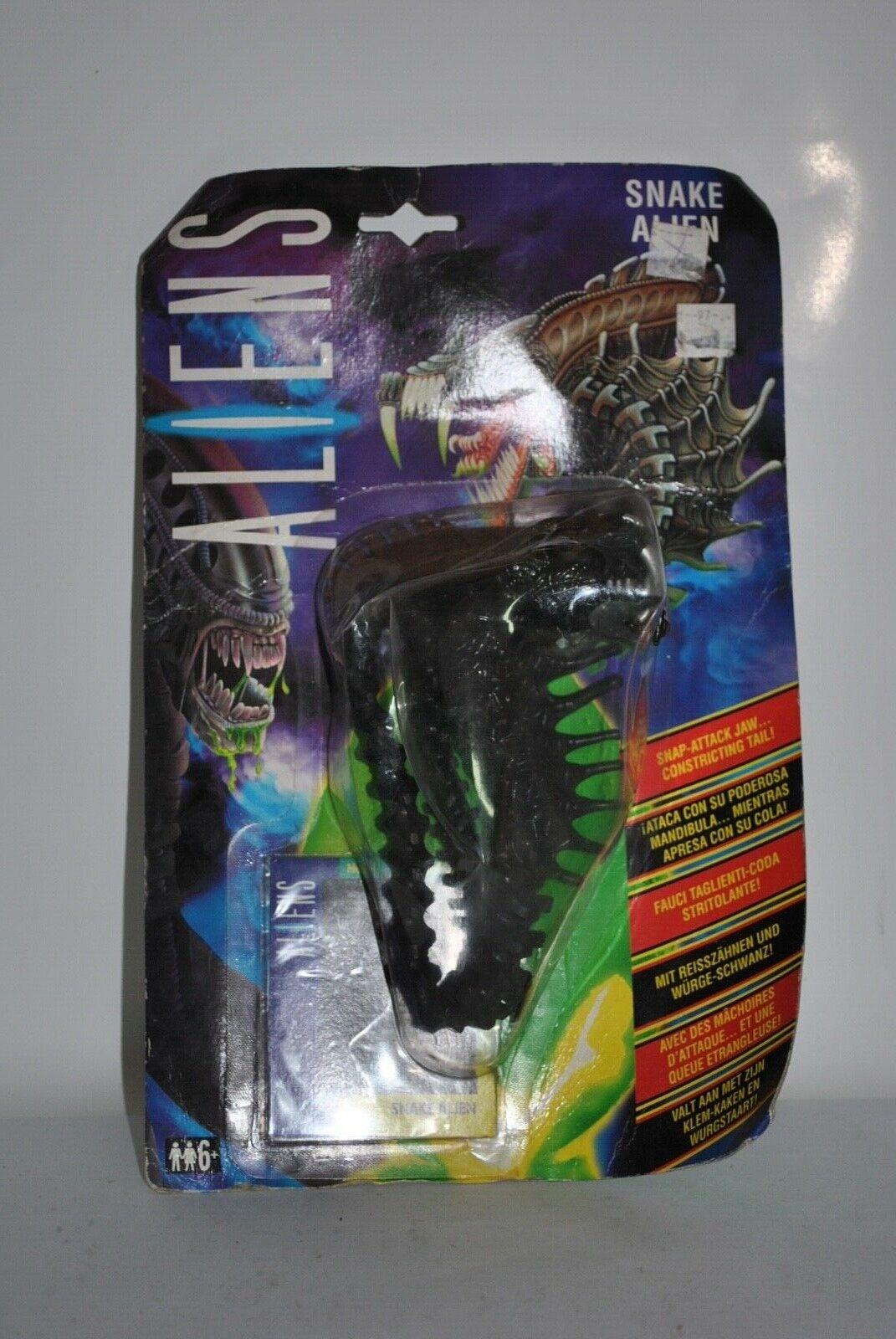 OG 1992 Kenner Aliens 'Snake Alien' azione cifra BRe nuovo SEALED condition
