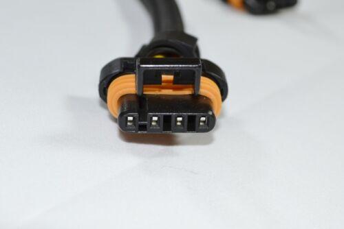 "2 LS1 LS6 LT1 Oxygen O2 Sensor 12/"" Header Extension Wiring  Camaro Corvette"