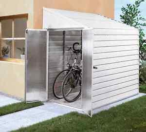 das bild wird geladen arrow metall geraetehaus muenster 47 fahrradschuppen geraeteschuppen 2