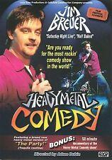Jim Breuer: Heavy Metal Comedy (DVD, 2002)