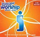 Best Soul Survivor Worship Album Ever 5019282293326 by Various Artists CD