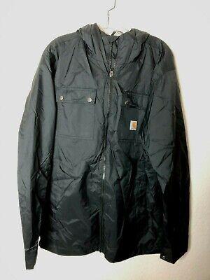Carhartt Mens Big /& Tall Rockford Rain Defender Jacket