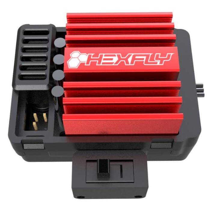 Redcat Racing HX-1040-CRAWLER Electronic Speed Control (ESC)  HX-1040-CRAWLER