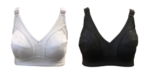 DD EllieJames Total Support Non Wired Full Cup Bra 34-44 B