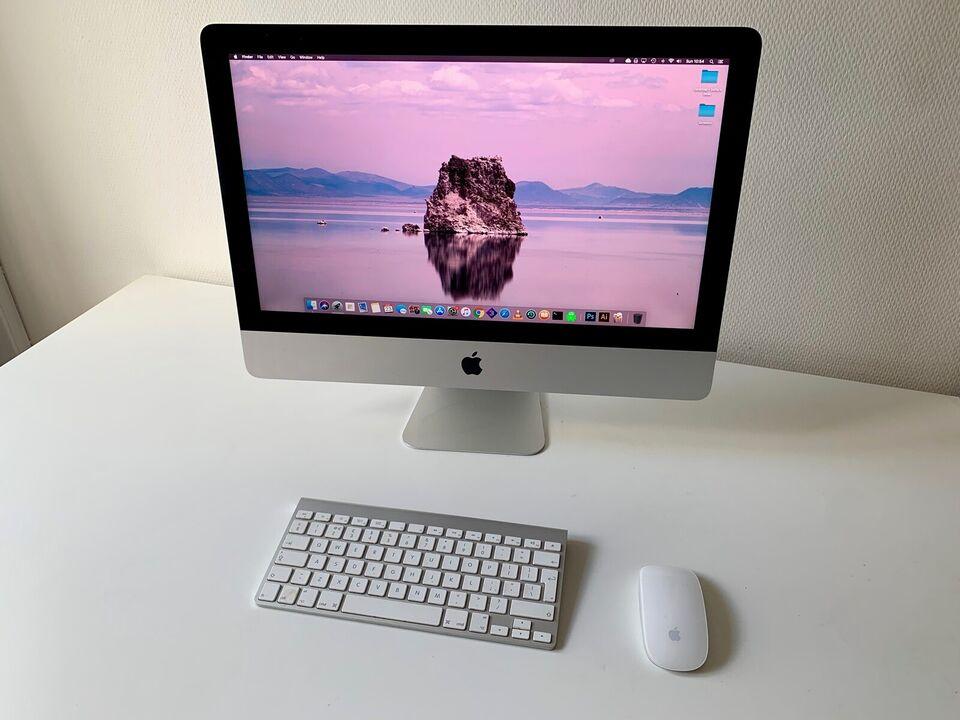 """iMac, 21,5"""", ultimo 2013"""