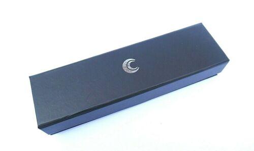 Purple Multicolour-14cm Refillable Metal Ballpoint in BOX-NEW FLORAL LADIES PEN