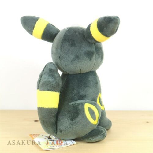 Pokemon ALL STAR COLLECTION Umbreon Plush doll SAN-EI From Japan