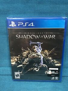 Middle-Earth-Shadow-of-War-PS4-BRAND-NEW