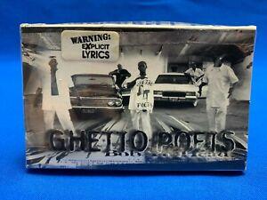 Ghetto Poets – Bob Yo Head | Cassette Tape Houston Rap 1997 Producer: Blizack