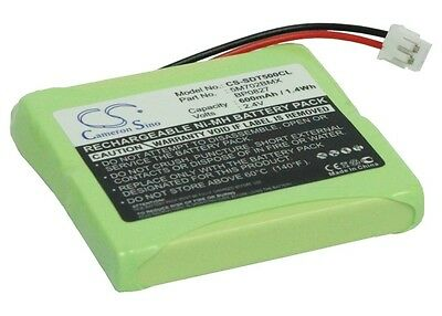Diskret New Battery For Mt-d Avm20002434 5m702bmx Ni-mh Uk Stock