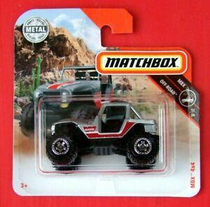MATCHBOX-2019-MBX-4x4-74-100-NEU-amp-OVP