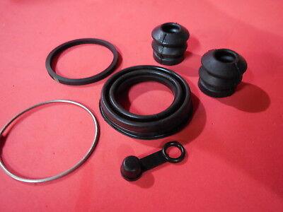 Honda CX500 D front brake caliper piston seal rebuild repair kit Deluxe US 1981