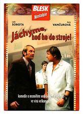 Jachyme hod ho do stroje DVD Czech comedy 1980