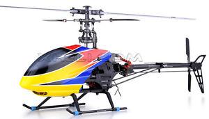 6ch-Dynam-E-Razor-450-Metall-Direct-Belt-Driven-Brushless-3d-RC-Hubschrauber-2-4ghz