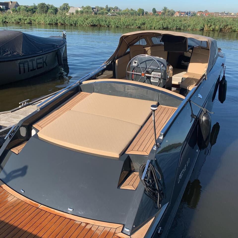 Nyhed - LifeStyle Luxus Tender med diesel motor