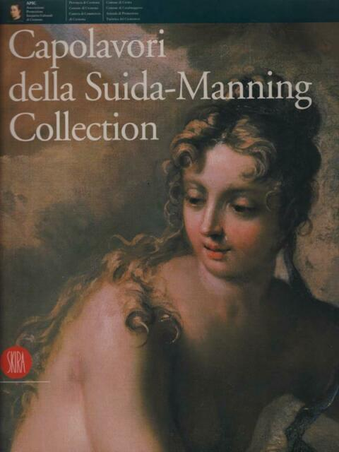 CAPOLAVORI DELLA SUIDA-MANNING COLLECTION  \ SKIRA 2001