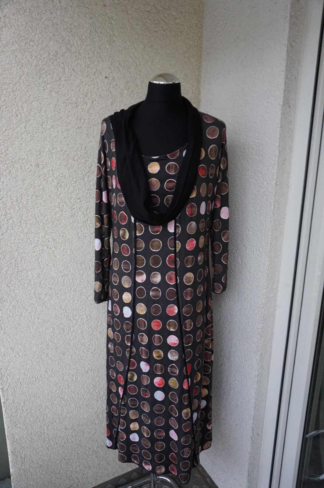 Eva&Claudi  Damen   Kleid Gr L