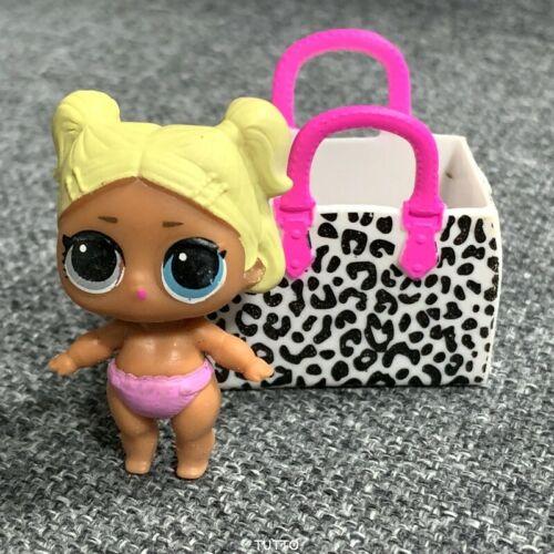 COLOR CHANGE LOL Surprise dolls Lil Sisters eye spy LIL SCRIBBLES /& BAG SHOES