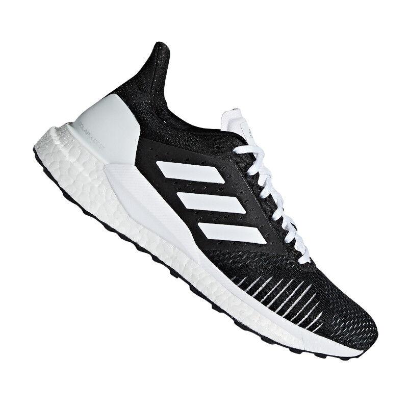 Adidas Solar Glide ST Damen Running Schwarz Weiss
