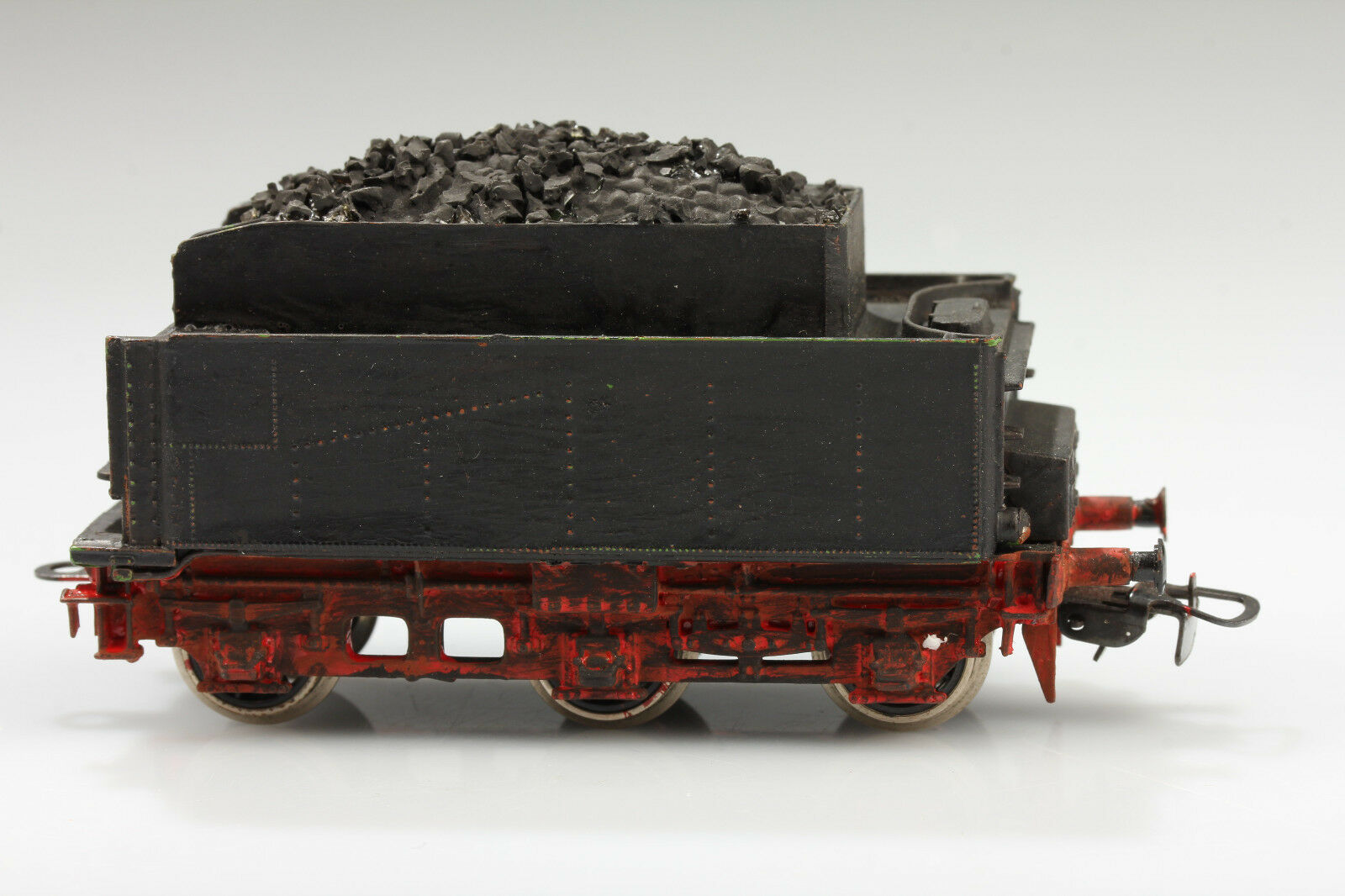 Piko H0 Tender for 55 Coupling Note  Dirt Defects but Rolls