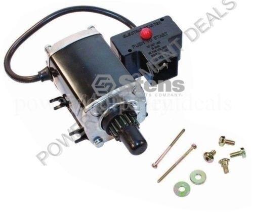 Motor de arranque eléctrico Kit RPLS Tecumseh 33519