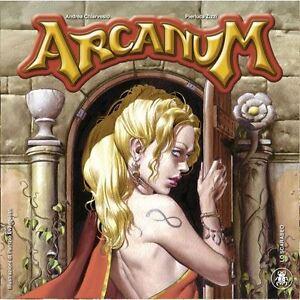 Jeu de societe Arcanum - Lo Scarabeo - Neuf, encore emballe -