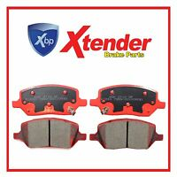 Md1093 Brake Pad Semi-metallic Rear For Pontiac Montana , Chevrolet Uplander